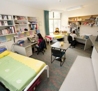 Students to Furnish Their Homes