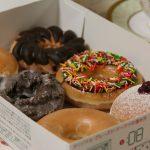 Krispy Kreme graduate dozen