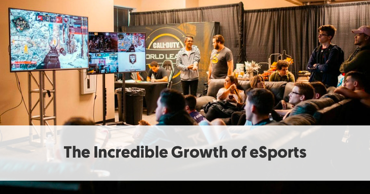 Growth of eSports