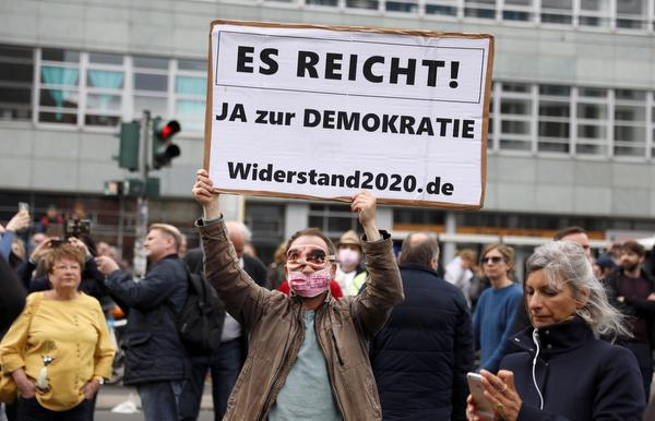 Germany braces for protests