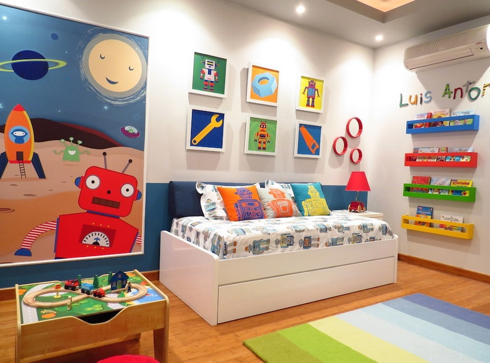 Design Your Kid's Room: A Simple Guide