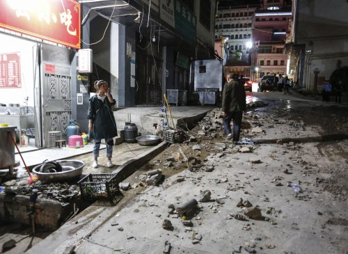 China Gets Hit by Earthquake Killing 3 and Injuring 23