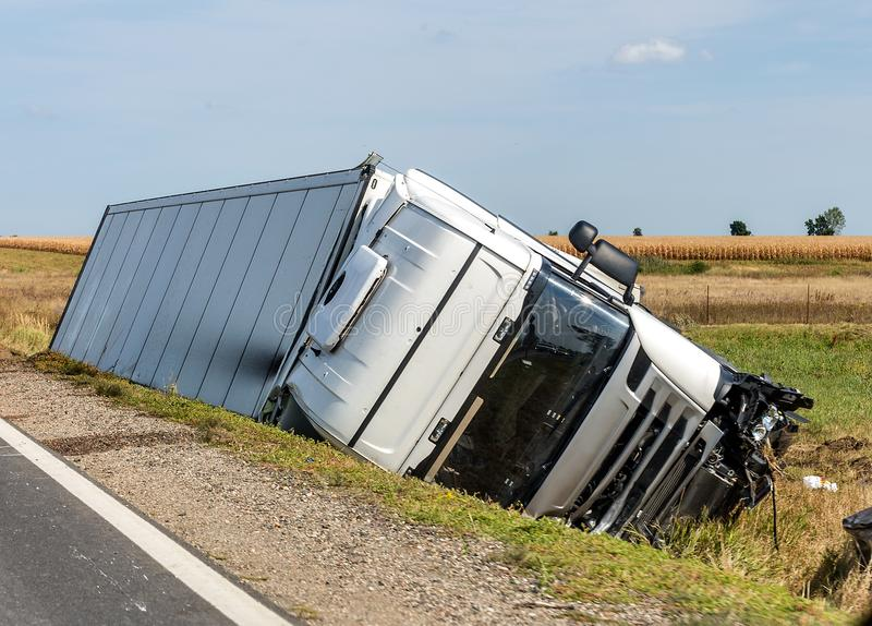 truck accidents on rural roads