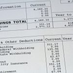 understanding your pay check
