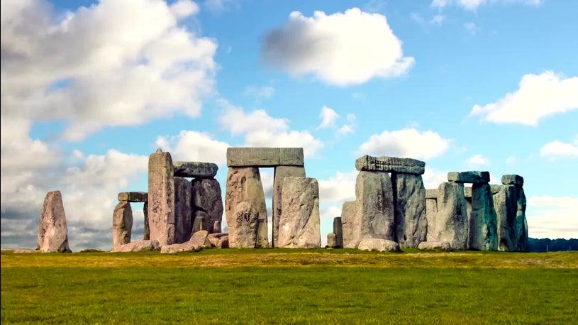 New Monument Near Stonehenge
