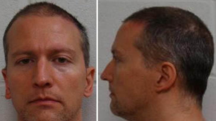 Derek Chauvin Charged for George Floyd Death Has Bail Set at $1.25m