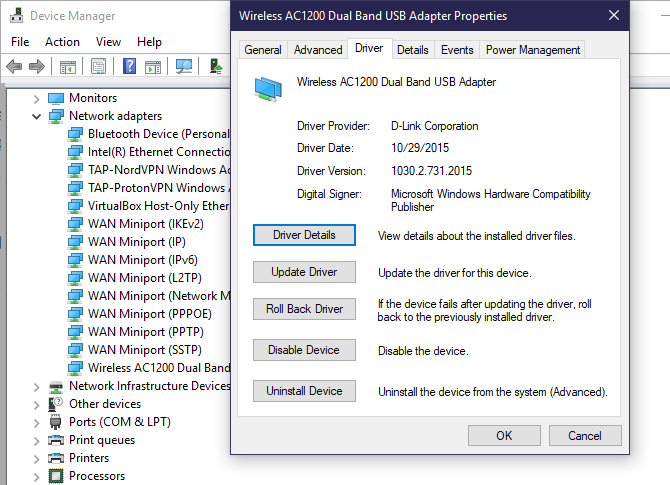 Update Your Network Driver