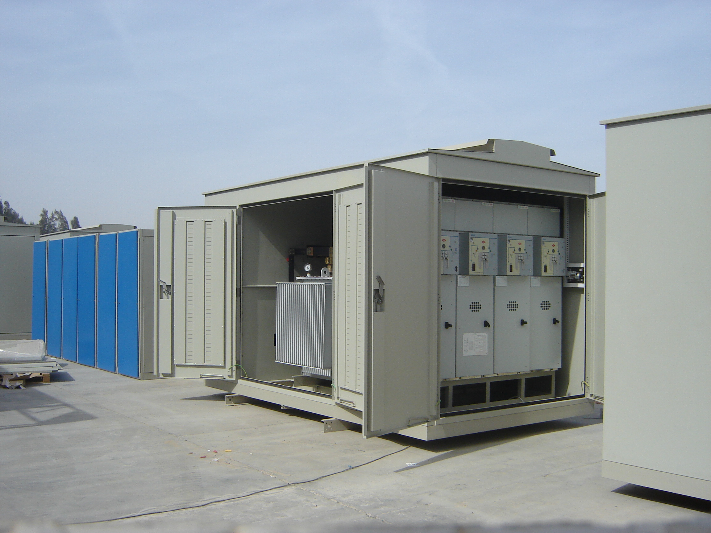 Prefabricated Substation Packages
