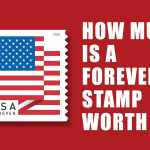 how much is a forever stamp worth