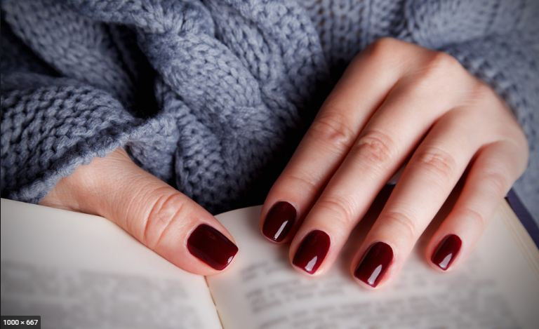 Get younger-looking hands with the professional nail salon service